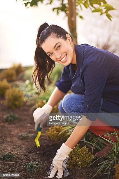 Jardiniers savons tous le sol