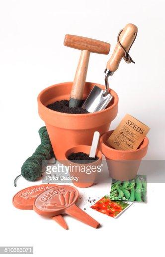 Gardening/seed planting equipment