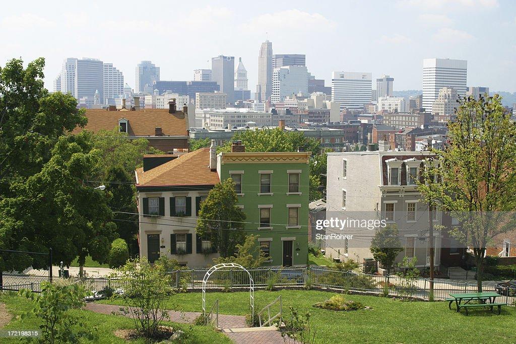 Gardens in Cincinnati