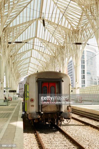 Gare do Oriente, Lisbon, Portugal