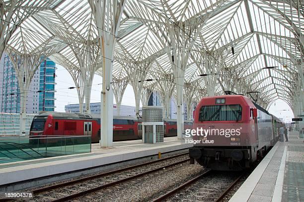 Gare do Oriente railway station