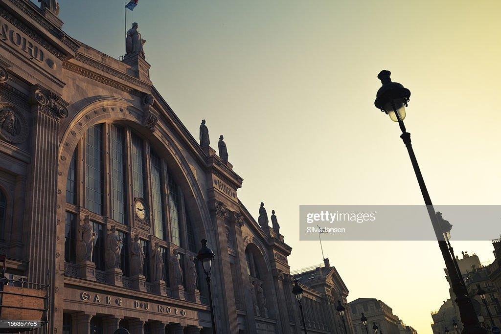 Gare du Nord, Paris -France