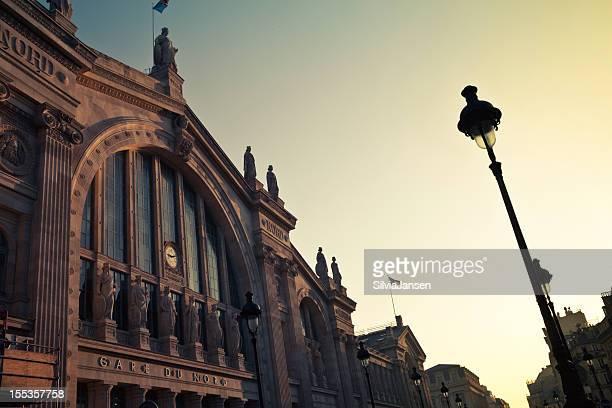 La Gare du Nord, Paris -France