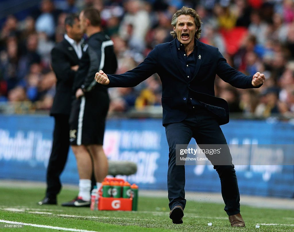 Southend United v Wycombe Wanderers - Sky Bet League Two Playoff Final