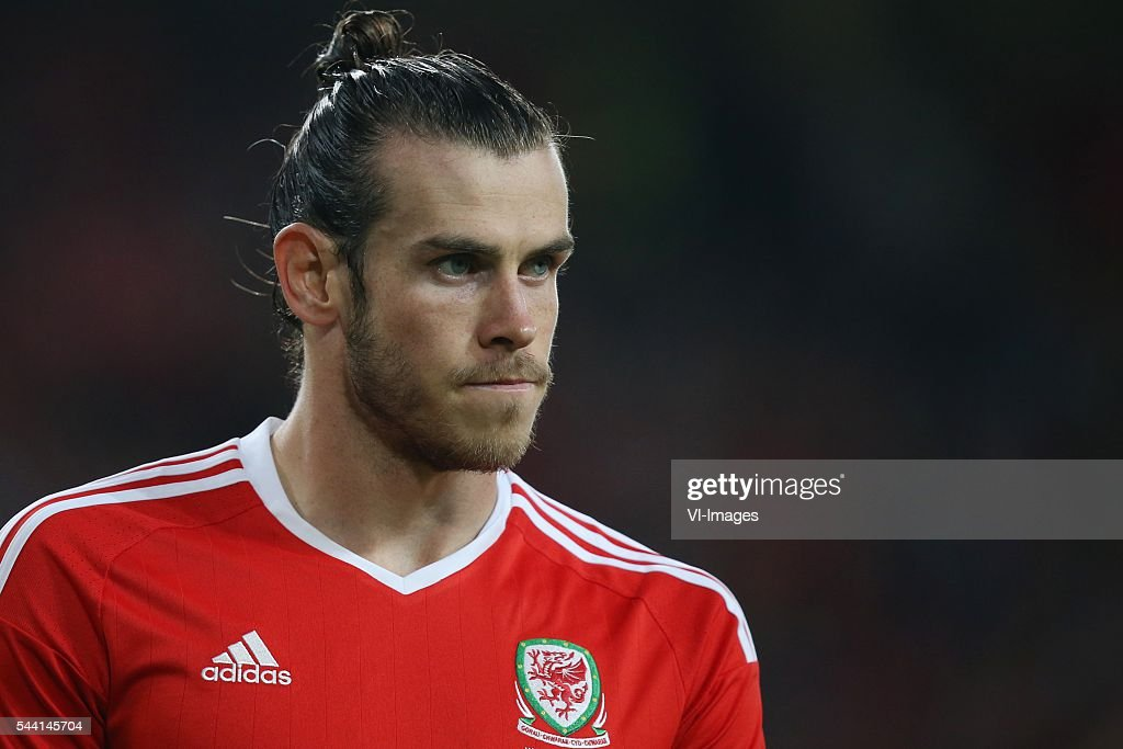 Gareth Bale of Wales during the UEFA EURO 2016 quarter final match between Wales and Belgium on July 2, 2016 at the Stade Pierre Mauroy in Lille, France.