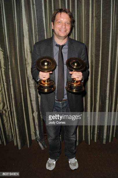 Gareth Edwards attends the 43rd Annual Saturn Awards at The Castaway on June 28 2017 in Burbank California