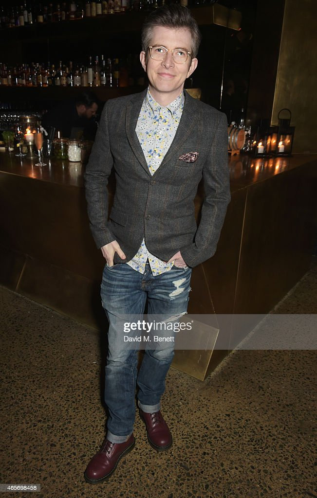 <a gi-track='captionPersonalityLinkClicked' href=/galleries/search?phrase=Gareth+Malone&family=editorial&specificpeople=5333670 ng-click='$event.stopPropagation()'>Gareth Malone</a> attends a party hosted by Instagram's Kevin Systrom and Jamie Oliver. This is their second annual private party, taking place at Barbecoa on March 9, 2015 in London, England.