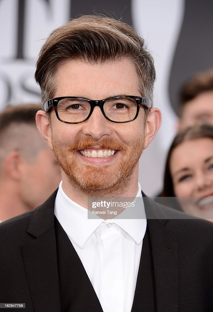 Gareth Malone attends the Classic BRIT Awards 2013 at Royal Albert Hall on October 2, 2013 in London, England.