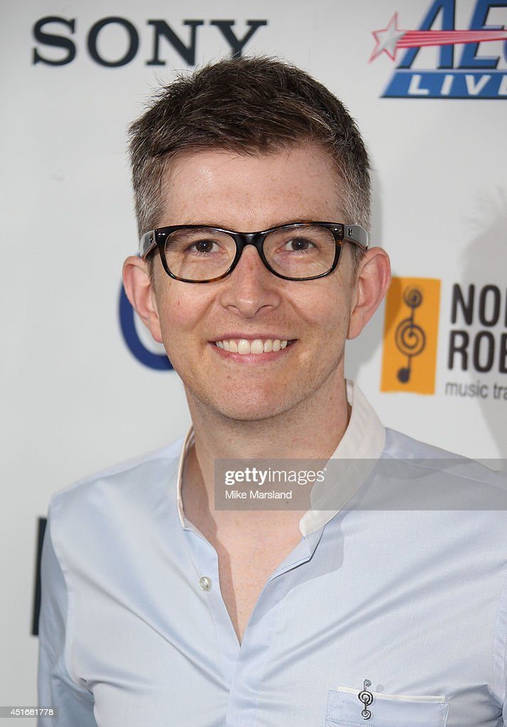 <a gi-track='captionPersonalityLinkClicked' href=/galleries/search?phrase=Gareth+Malone&family=editorial&specificpeople=5333670 ng-click='$event.stopPropagation()'>Gareth Malone</a> attends the Nordoff Robbins 02 Silver Clef awards at London Hilton on July 4, 2014 in London, England.