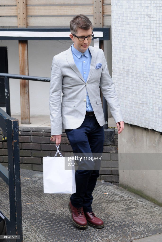 <a gi-track='captionPersonalityLinkClicked' href=/galleries/search?phrase=Gareth+Malone&family=editorial&specificpeople=5333670 ng-click='$event.stopPropagation()'>Gareth Malone</a> pictured at the ITV Studios on May 20, 2014 in London, England.