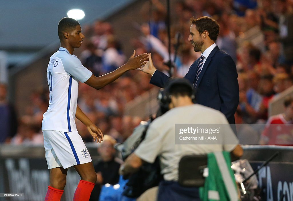 England U21 V Norway U21 - European Under 21 Qualifier : News Photo