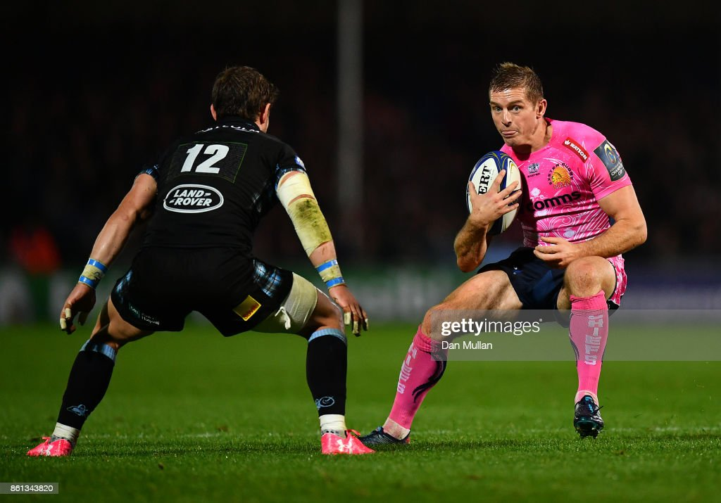 Exeter Chiefs v Glasgow Warriors -  Champions Cup