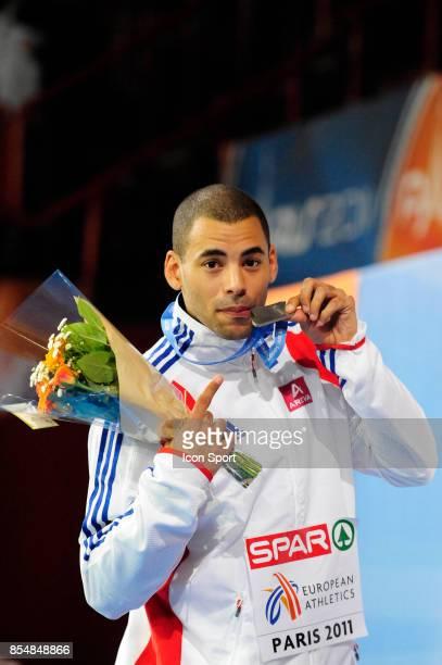 Garfield DARIEN 60m haies Championnats d'Europe en salle BercyParis