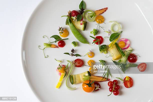 Gargouillouu - a Gourmet Vegetable Plate