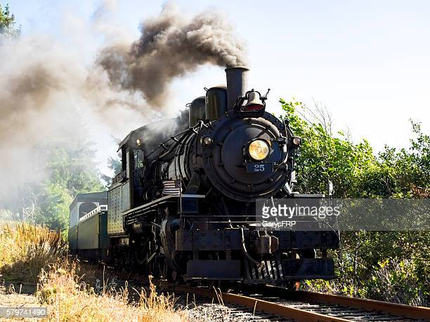 Garibaldi Oregon OCSR Steam Locomotive McCloud Railway Number 25