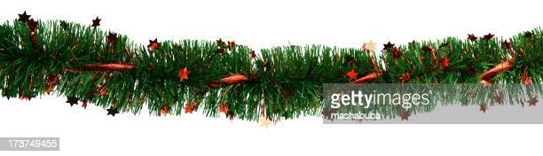NEW YEAR'S garland