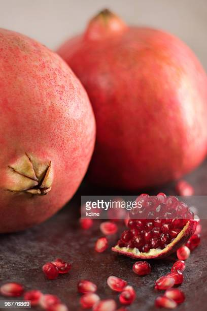 Garnet Pomegranate Fruit