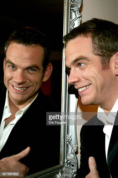 Garou at the VIP Club in Paris