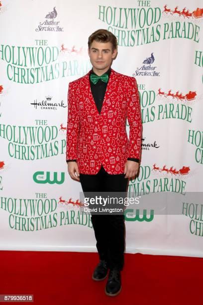 Garrett Clayton at 86th Annual Hollywood Christmas Parade on November 26 2017 in Hollywood California