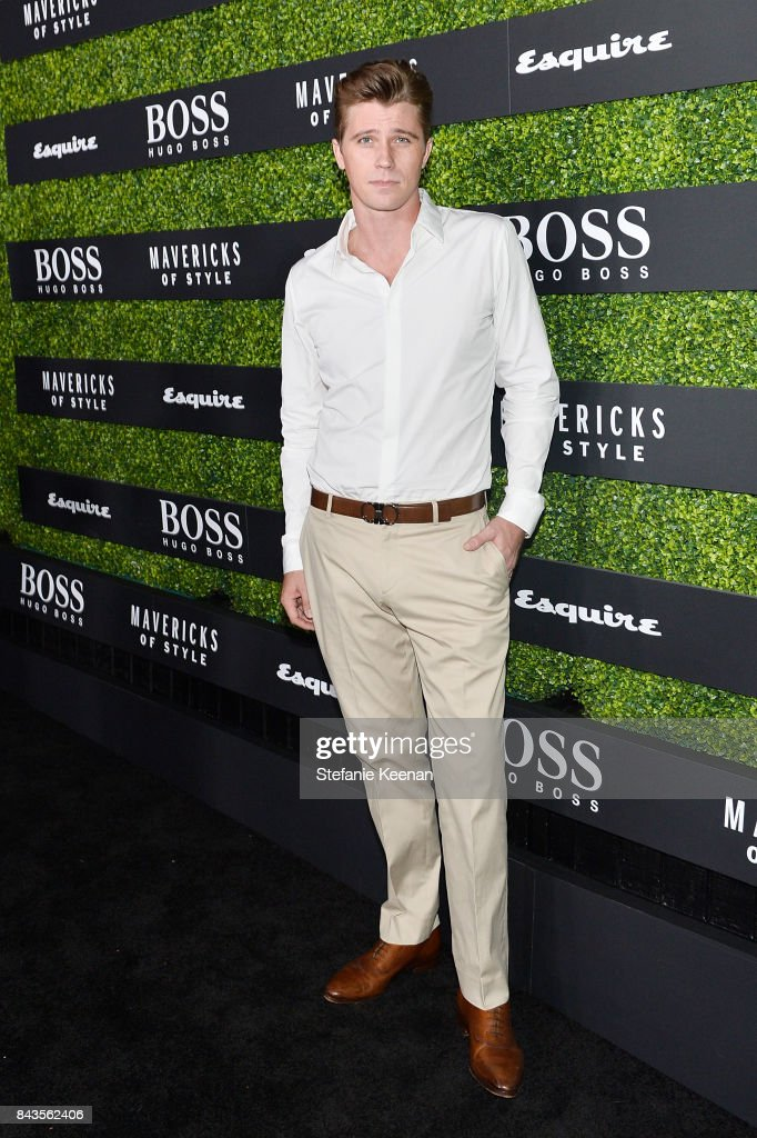 Garrett Hedlund attends Esquire Celebrates September Issue's 'Mavericks of Style' Presented by Hugo Boss at Chateau Marmont on September 6, 2017 in Los Angeles, California.