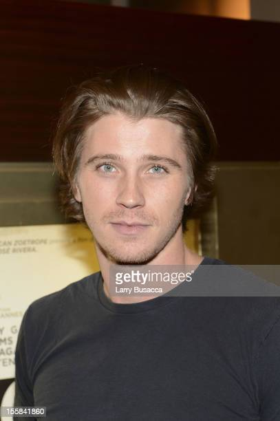 Garrett Hedlund attends 'On The Road' New York Screening on November 8 2012 in New York United States