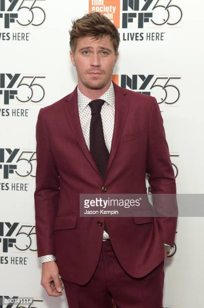 Garrett Hedlund attends the 55th New York Film Festival screening of 'Mudbound' at Alice Tully Hall in New York on October 12 2017