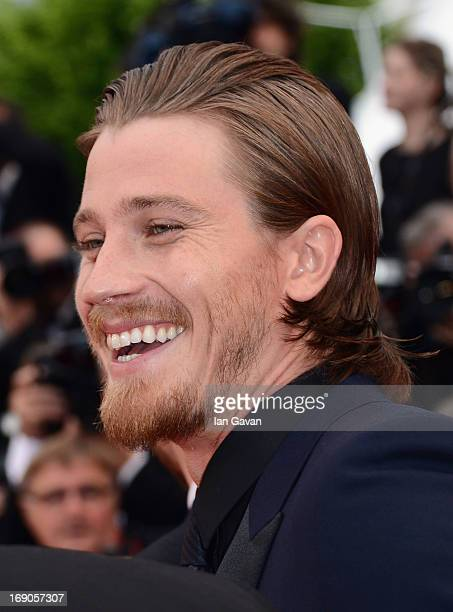 Garrett Hedlund attends the 'Inside Llewyn Davis' Premiere during the 66th Annual Cannes Film Festival at Grand Theatre Lumiere on May 19 2013 in...