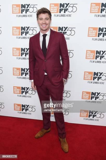 Garrett Hedlund attends the 'Mudbound' premiere during the 55th New York Film Festival at Alice Tully Hall on October 12 2017 in New York City