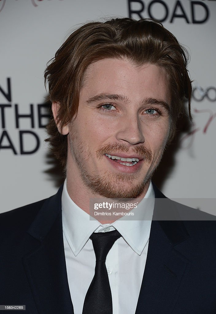 <a gi-track='captionPersonalityLinkClicked' href=/galleries/search?phrase=Garrett+Hedlund&family=editorial&specificpeople=2290407 ng-click='$event.stopPropagation()'>Garrett Hedlund</a> attends the 'On The Road' New York Premiere at SVA Theater on December 13, 2012 in New York City.