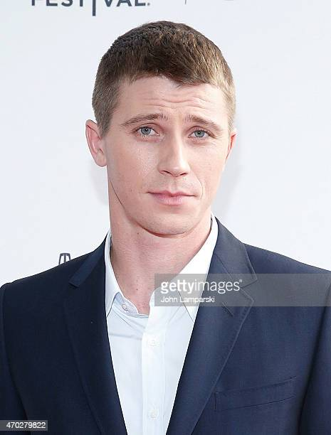 Garrett Hedlund attends World Premiere Narrative 'Mojave' during the 2015 Tribeca Film Festival at SVA Theatre 1 on April 18 2015 in New York City