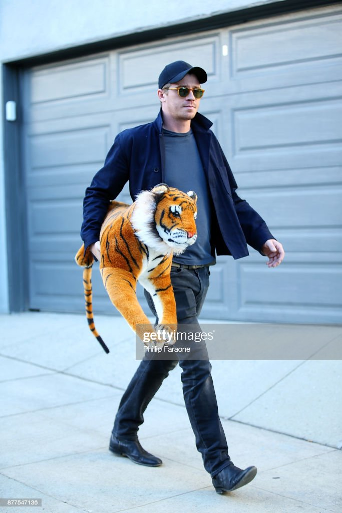Garrett Hedlund Shows His Stripes To Save The Tigers With Discovery Communications' Project CAT
