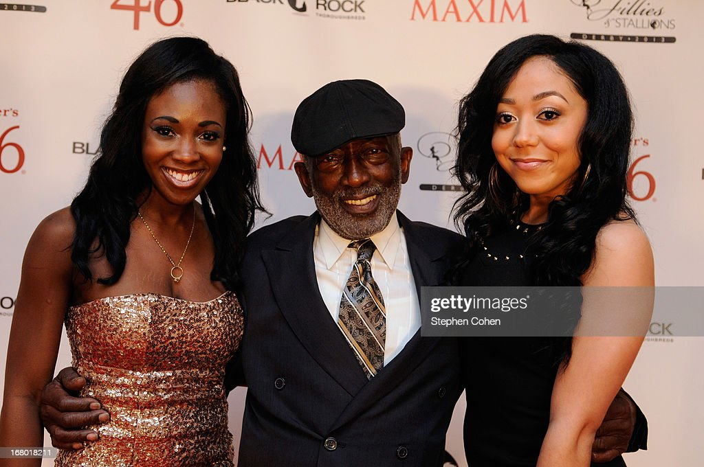 Garrett Morris attend the Maxim And Maker's 46 Fillies & Stallions Hosted By Blackrock at Mellwood Arts & Entertainment Center on May 3, 2013 in Louisville, Kentucky.