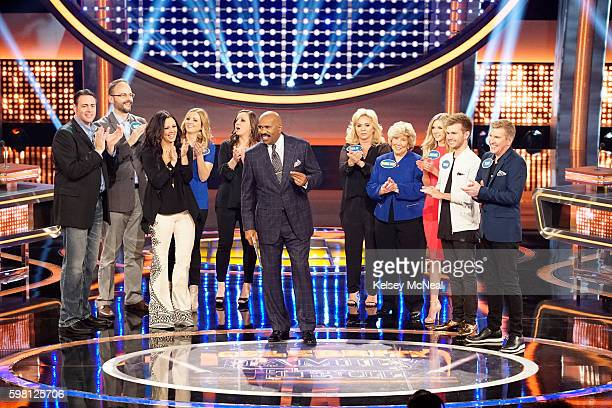 FEUD 'Garrett Morris vs Alfonso Ribeiro and Todd Chrisley vs Sara Evans' The celebrity teams competing to win cash for their charities feature the...