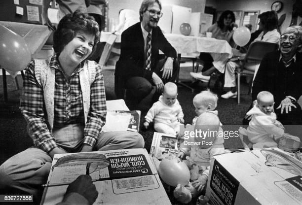 Garrison Quaruplets Celebrates their first birthday Prematurely A Prematurely birthday party for the premature Garrison quadruplets was celebrated...
