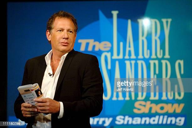 Garry Shandling during 2006 US Comedy Arts Festival Aspen Larry Sanders Tribute in Aspen Colorado United States