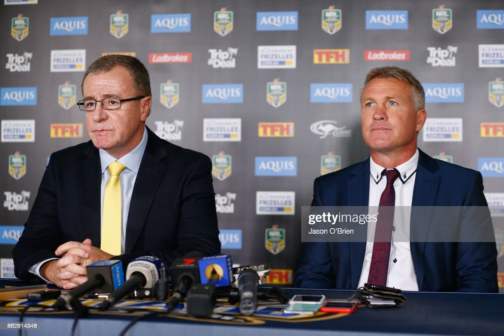 Gold Coast Titans Press Conference