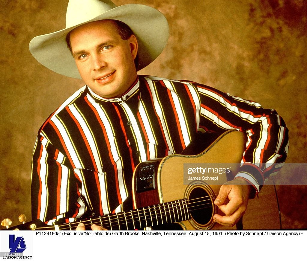 <a gi-track='captionPersonalityLinkClicked' href=/galleries/search?phrase=Garth+Brooks&family=editorial&specificpeople=206288 ng-click='$event.stopPropagation()'>Garth Brooks</a>, Nashville, Tennessee, August 15, 1991.