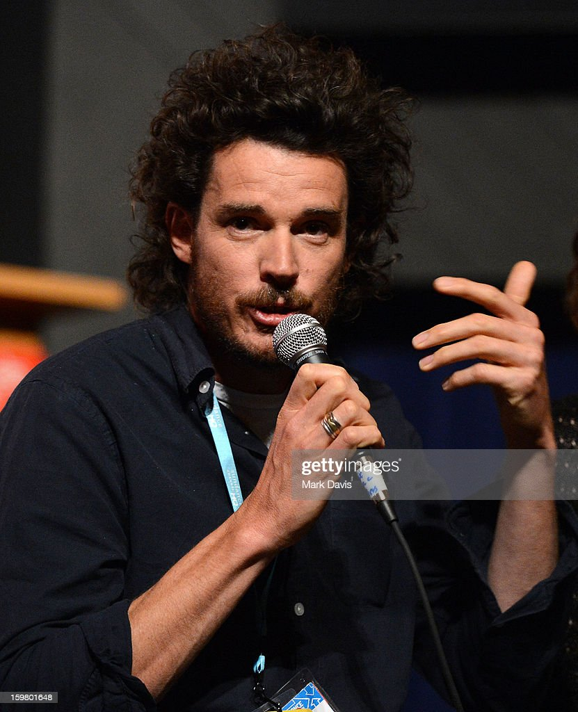 Garth Davis attends the premiere of Sundance Channel Original Series 'Top of the Lake' on January 20, 2013 in Park City, Utah.