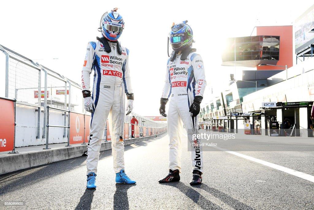 Supercars - Bathurst 1000: Practice & Qualifying