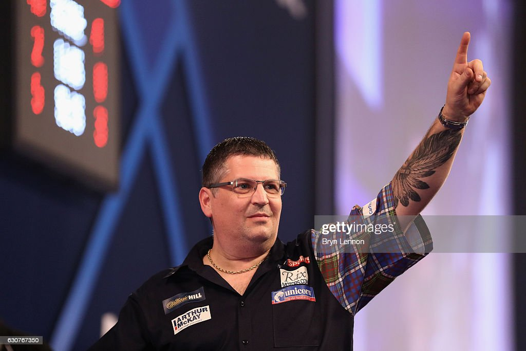 2017 William Hill PDC World Darts Championships - Day Fourteen