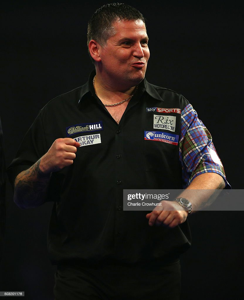 2016 William Hill PDC World Darts Championships - Day Fourteen