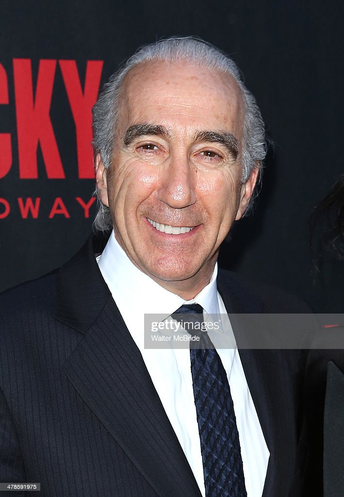 <a gi-track='captionPersonalityLinkClicked' href=/galleries/search?phrase=Gary+Barber&family=editorial&specificpeople=683141 ng-click='$event.stopPropagation()'>Gary Barber</a> (CEO, MGM) attends the 'Rocky' Broadway Opening Night at Winter Garden Theatre on March 13, 2014 in New York City.