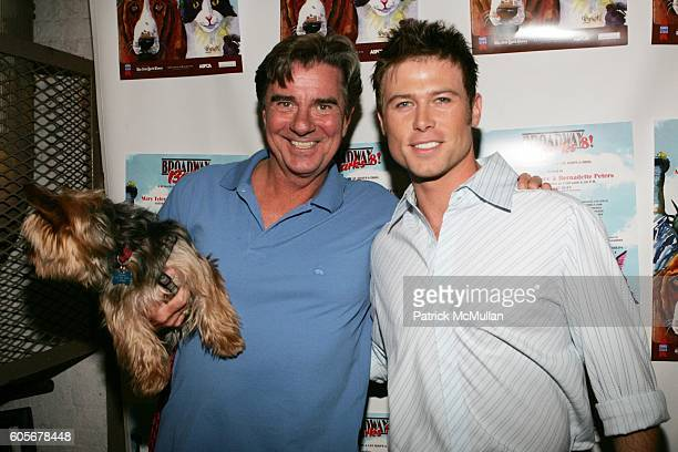 Gary Beach and Jacob Young attend 'Broadway Barks 8' A Star Studded Dog and Cat AdoptaThon Hosted by Mary Tyler Moore and Bernadette Peters at...