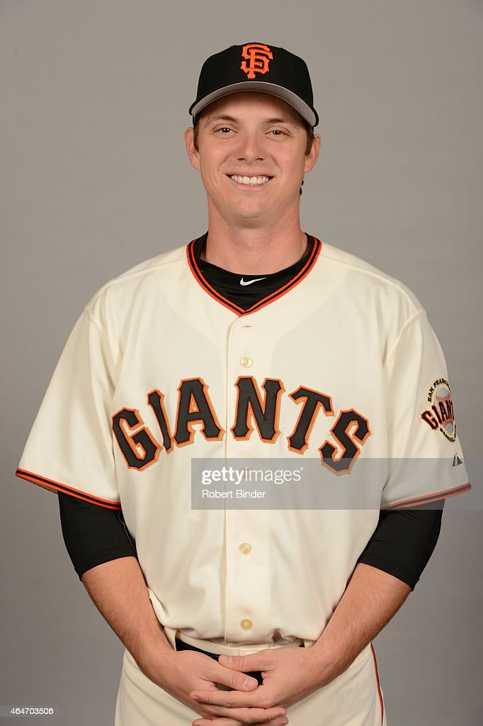 <a gi-track='captionPersonalityLinkClicked' href=/galleries/search?phrase=Gary+Brown&family=editorial&specificpeople=196518 ng-click='$event.stopPropagation()'>Gary Brown</a> #56 of the San Francisco Giants poses during Photo Day on Friday, February 27, 2015 at Scottsdale Stadium in Scottsdale, Arizona.