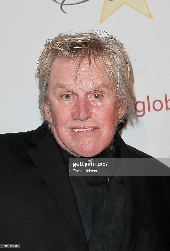 <a gi-track='captionPersonalityLinkClicked' href=/galleries/search?phrase=Gary+Busey&family=editorial&specificpeople=206115 ng-click='$event.stopPropagation()'>Gary Busey</a> attends the Norby Walters 25th annual night of 100 stars Oscar viewing gala at The Beverly Hilton Hotel on February 22, 2015 in Beverly Hills, California.