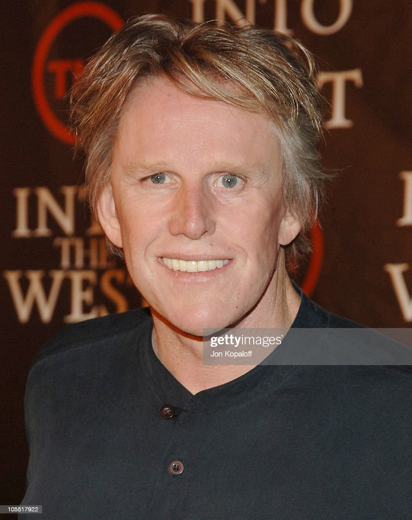 <a gi-track='captionPersonalityLinkClicked' href=/galleries/search?phrase=Gary+Busey&family=editorial&specificpeople=206115 ng-click='$event.stopPropagation()'>Gary Busey</a> during 'Into the West' TNT Network Los Angeles Premiere - Arrivals at Directors Guild of America in Hollywood, California, United States.