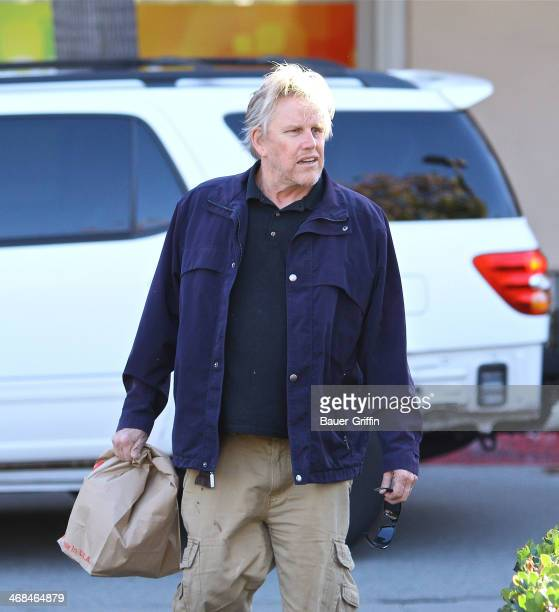 Gary Busey is seen on December 18 2012 in Los Angeles California