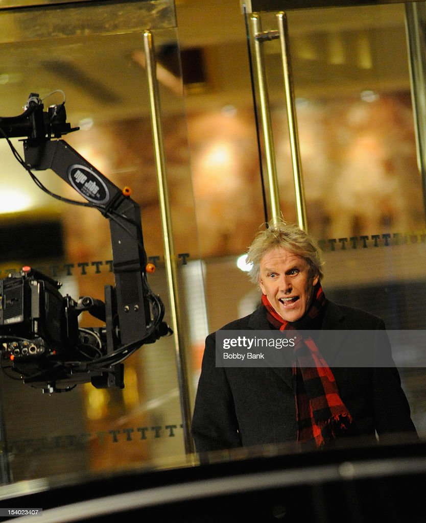 <a gi-track='captionPersonalityLinkClicked' href=/galleries/search?phrase=Gary+Busey&family=editorial&specificpeople=206115 ng-click='$event.stopPropagation()'>Gary Busey</a> seen on location for 'The Celebrity Apprentice All-Star' on October 11, 2012 in New York City.