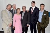 Gary Cole Matt Walsh Anna Chlumsky Kevin Dunn Timothy Simons and Reid Scott of 'VEEP' attend the White House Correspondents' Dinner Weekend PreParty...