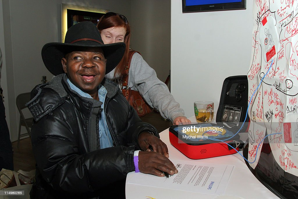 Gary Coleman during 2007 Park City - Philips Lounge at Village at the Lift - Day 5 at Philips Lounge in Park City, Utah, United States.